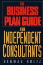 The Business Plan Guide for Independent Consultants-ExLibrary