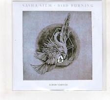 (HF510) Sasha Siem, Bird Burning sampler - DJ CD