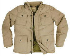 Dakota Grizzly Derek Jacket - Men's XL - Khaki Insulated Hooded Winter Coat Wear