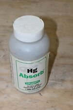 LAB SAFETY HG ABSORB  SPILL KIT 20756 MERCURY