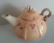 Tracy Porter Hand Painted Single Tea Pot