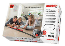 """Märklin 29853 Digital Starter Pack """"Papa come play"""" with MS 60653 # in #"""