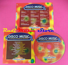 CD DISCO MUSIC COLLECTION Compilation DIANA ROSS OSIBISA CHIC no vhs mc dvd(C39)