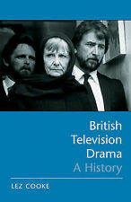 British Television Drama: A History, Cooke, Lez, New Book