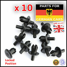VW Golf Mk4 Wheel Liner Bumper Sill Trim Fastener Spreader Expanding Rivet Clip