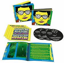 BLACK GRAPE CD x 2 + DVD BOX It's Great When You're Straight...Yeah Deluxe 2016