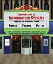 Introduction to Information Systems: Supporting and Transforming Business, R. Ke