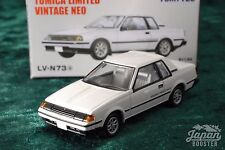 [TOMICA LIMITED VINTAGE NEO LV-N73a 1/64] TOYOTA CELICA 1600 GT-R 1984 (White)