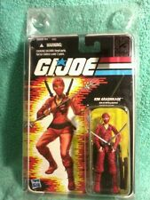 JINX Ninja Intelligence Kim Arashikage |GI Joe 25th Anniversary SDCC 2012 figure