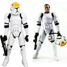 "1Pcs Star Wars CLONE Stormtrooper PVC Figma Action Figure Toys Collection 4"" New"