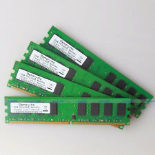 8GB 4x2GB PC2-4200 DDR2-533 DDR2 533Mhz 240pin Desktop Memory Low Density 8G RAM