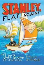 FLAT STANLEY FLAT AGAIN! Jeff Brown BRAND NEW BOOK Ebay BEST PRICE!