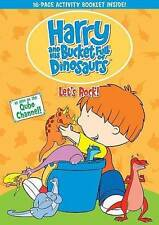 Harry and His Bucket Full of Dinosaurs: Lets Rock (DVD, 2014)