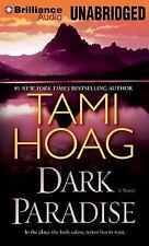DARK PARADISE unabridged audio book on MP3 CD by TAMI HOAG