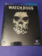 Watch Dogs *Limited Edition + Collector's Package* for PS4 NEW