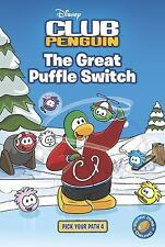 The Great Puffle Switch (Disney Club Penguin)