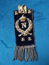 VETERANS  garde Impériale Ruban   Legendé  retour des cendres  Napoléon I