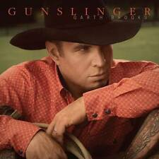 GARTH BROOKS GUNSLINGER CD (RELEASED NOVEMBER 25th 2016) **FREE UK P&P**