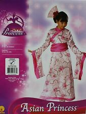 Halloween Toddler The Little Princess Asian Princess Costume Size 2-4 NWT