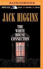 Sean Dillon: The White House Connection 7 by Jack Higgins (2015, MP3 CD,...