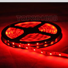 Whole 5M 3528 SMD 300/600 LED IP65 / IP30 Flexible Strip House Car Truck Strips
