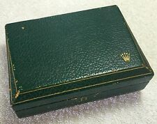 Vintage ROLEX Coffin Box 1950's Submariner Explorer GMT 6234 6542 6236 5508 6610