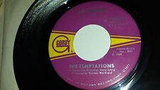THE TEMPTATIONS It's Summer / I'm The Exception To The Rules GORDY 7109 SOUL 45