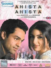 AHISTA AHISTA-HINDI PELÍCULA BOLLYWOOD ORIGINAL DVD –