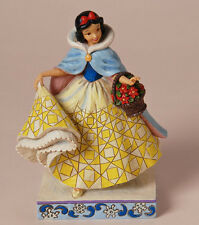 Jim Shore Disney Snow White -Winter Snow 4026076 Retired