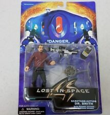 Vintage Lost in Space Sabotage Action Dr. Smith Action Figure 4pc Trendmaster