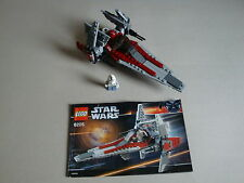 LEGO star wars v-wing Fighter Nº 6205