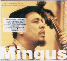 MINGUS CHARLES THE COMPLETE 1959 COLUMBIA RECORDINGS  BOX 3CD NUOVO SIGILLATO