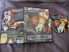 Point d'impact de Danny Lerner avec Michael Paré, DVD, Action