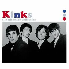 THE KINKS - THE ULTIMATE COLLECTION: 2CD SET (44 GREATEST HITS) (2002)
