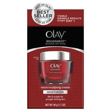 Olay Regenerist Micro-Sculpting Cream Face Moisturizer 1.7 oz., New