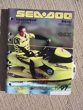 1997 Sea - Doo GTX 5624 Personal Watercraft Parts Catalog Rotax Engine  T