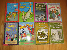 Lot of 8 An I Can Read Level 2 Reader Books, Learn to Read, Home School, Teacher
