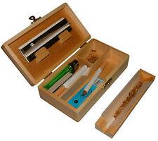 Rolling Box Mediana - Caja de madera para liar - Caja marihuana - Caja fumador