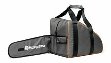 "NEW HUSQVARNA Canvas 20"" Chain Saw Carrying Case / Bag Up to 20"" 576859101"