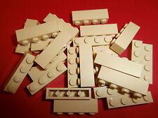 +  LEGO CREATOR    25  beige  Bausteine  1x4  Noppen    NEUWARE   +