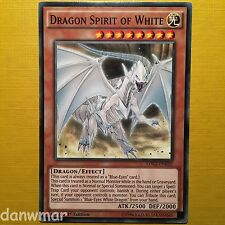 Dragon Spirit of White ~ YuGiOh! ~ Blue-Eyes White Dragon Support ~ Mint Card!