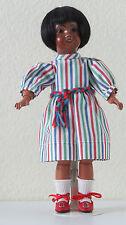 """Bleuette 301 Métisse   """"J""""     29 cm   Poupée ancienne reproduction Antique Doll"""