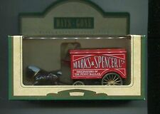 Lledo Days Gone  Horse Drawn Removal Van Marks & Spencer       die cast MIB
