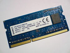 Kingston / HP 4 GB di RAM a 1600 MHz di DDR3L NON-ECC SODIMM 204-Pin Memory Module