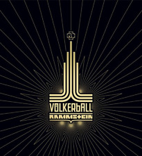 Volkerball, Rammstein [CD/DVD Combo, NEW] FREE SHIPPING