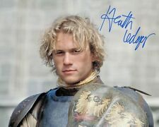 HEATH LEDGER RARE SIGNED 8X10 PP PHOTO 232