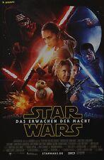 STAR WARS - A3 Poster (ca 42 x 28 cm) - Das Erwachen der Macht Plakat Clippings