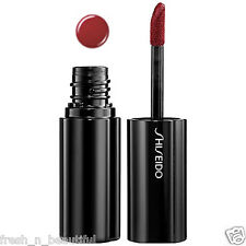 Shiseido The Makeup Lacquer Rouge Liquid Lipstick RD501 Drama 6ml Classic Red