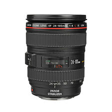 Canon EF 24-105mm f/4L IS USM AF Lens for Canon SLR Cameras BRAND NEW