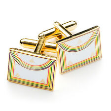 New Boxed Royal Ark Mariners PCN -WCN Apron Cufflinks